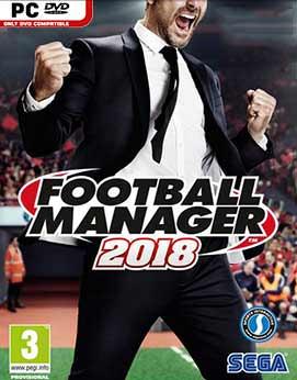 Football Manager 2018 V18.3.3-Voksi