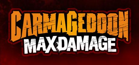 Carmageddon: Max Damage Cover PC