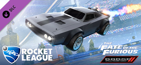 Rocket League® - The Fate of the Furious Cover PC