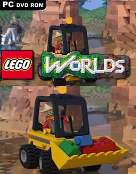 LEGO Worlds Early Access Incl Update 17 Cracked-3DM