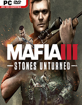 Mafia III Stones Unturned DLC Only And Crack-CDX