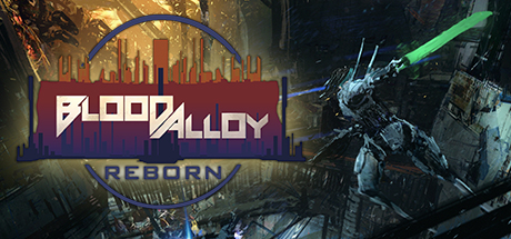 Blood Alloy: Reborn Cover PC