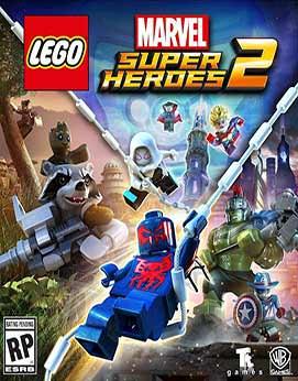 LEGO Marvel Super Heroes 2-CODEX