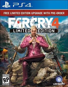 Far Cry 4 READNFO MULTi7 PS4-KOTF