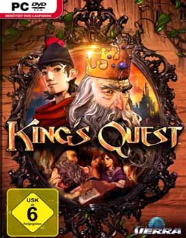 Kings Quest Chapter 3-CODEX