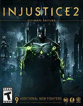 Injustice 2 Legendary Edition-CODEX