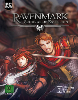 Ravenmark Scourge of Estellion Cover