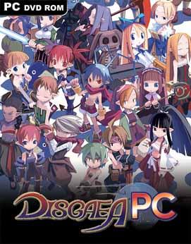 Disgaea PC-PLAZA