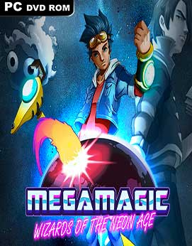 Megamagic Wizards of the Neon Age-HI2U