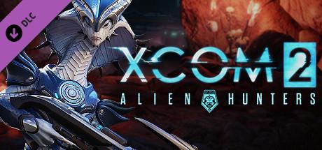 XCOM 2 Alien Hunters DLC Cover art