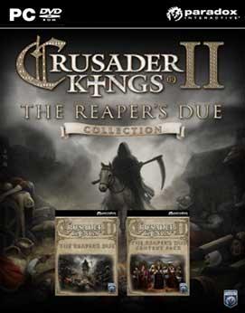 Crusader Kings II The Reapers Due-CODEX
