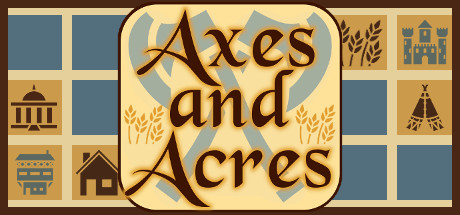 Axes and Acres Cover PC