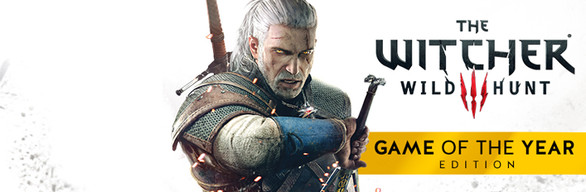 The Witcher 3: Wild Hunt - Game of the Year Edition Cover PC