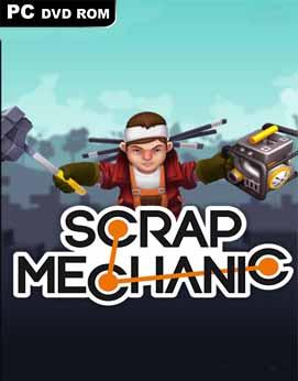 Scrap Mechanic Beta v0.1.28