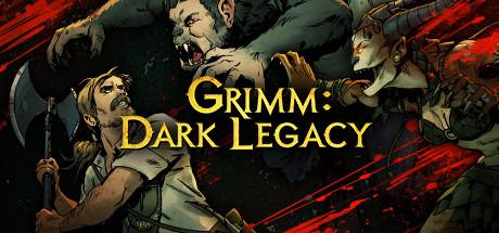 Grimm Dark Legacy Cover PC