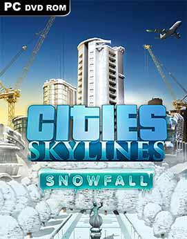 Cities Skylines Snowfall-CODEX