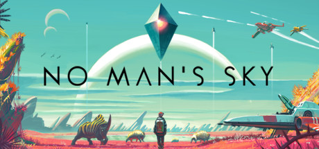 No Man's Sky Cover PC