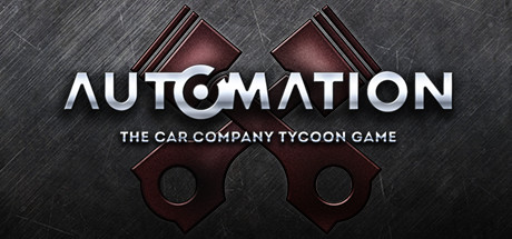 Automation The Car Company Tycoon Game Cover PC