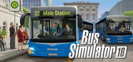 Bus Simulator 16 Cover PC