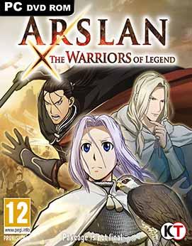 Arslan The Warriors of Legend-CODEX