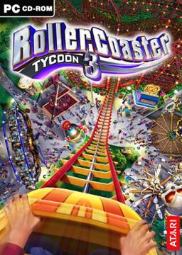 RollerCoaster Tycoon Triple Pack
