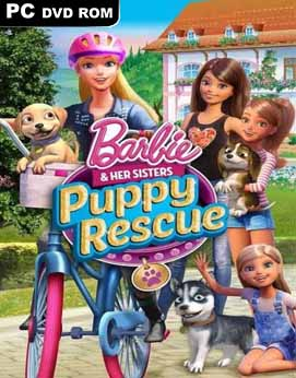 Barbie and Her Sisters Puppy Rescue-PLAZA