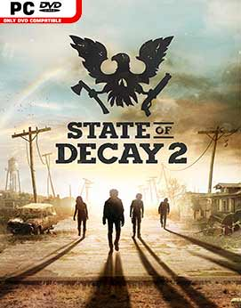State of Decay 2 Update v2.0 incl DLC-CODEX