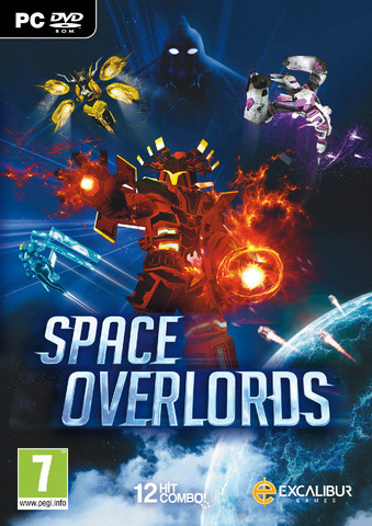 Space Overlords-CODEX