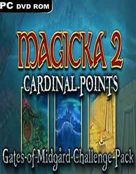 Magicka 2 Gates of Midgaard Challenge Pack-SKIDROW
