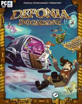 Deponia Doomsday Update v1.1.0239-CODEX