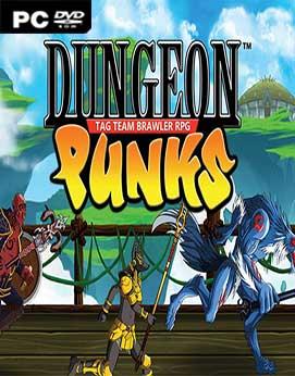 Dungeon Punks-SKIDROW