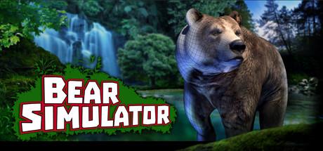 Bear Simulator Cover PC