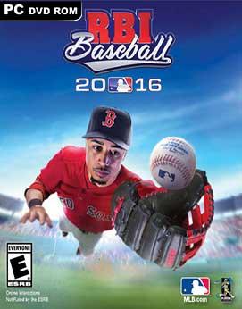 R.B.I. Baseball 16-CODEX