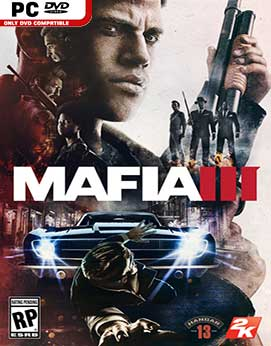 Mafia III Update 5 and Crack-Voksi