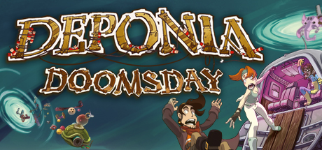 Deponia Doomsday Cover PC