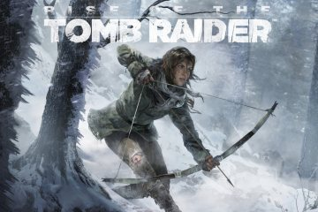 rise of tomb raider cover