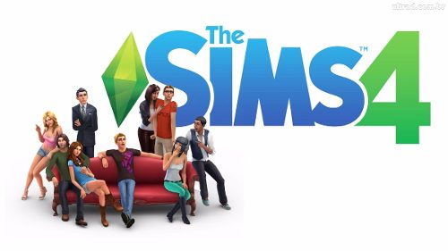 The Sims 4 Cover Wide