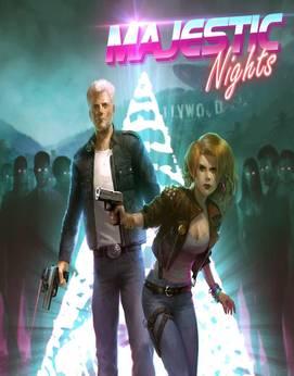 Majestic Nights Chapter 2-HI2U