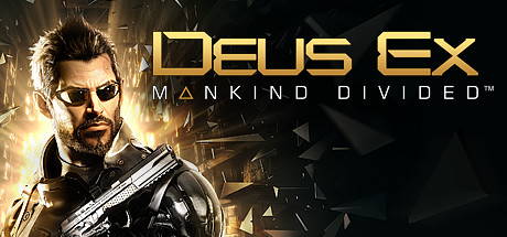 Deus Ex: Mankind Divided Cover PC
