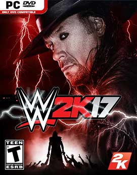 WWE 2K17-CODEX