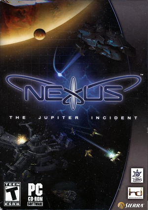Nexus The Jupiter Incident Remastered-SKIDROW