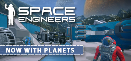 Space Engineers Cover PC