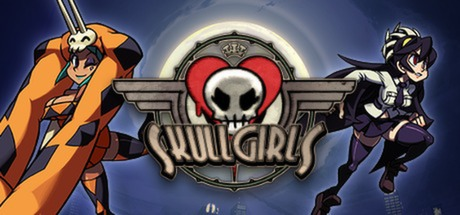 Skullgirls PC Cover