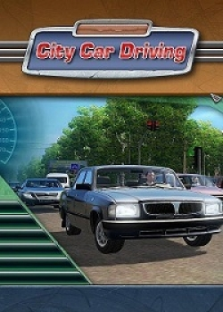 City Car Driving-PLAZA