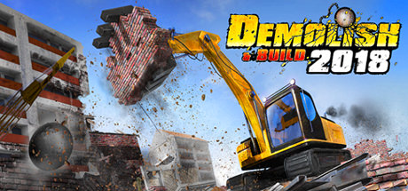 Demolish and Build 2018-SKIDROW