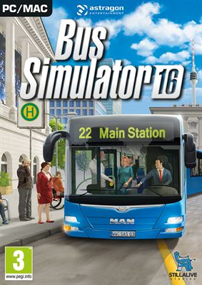 Bus Simulator 16-HI2U