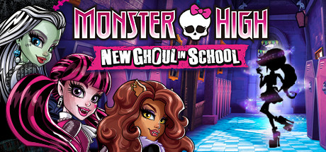 Monster High New Ghoul in School Pc cover