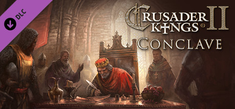 Crusader Kings II: Conclave Cover PC