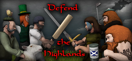 Defend The Highlands PC Cover