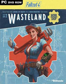 Fallout 4 Wasteland Workshop DLC Incl Beta Update v1.5.147